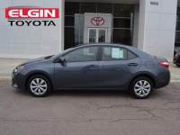 Certified Used 2014 Toyota Corolla 4dr Sdn CVT LE for sale in Streamwood IL