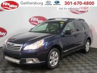Used 2012 Subaru Outback 3.6R Limited (A5) in Gaithersburg