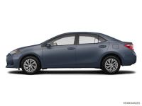 2017 Toyota Corolla XLE CVT