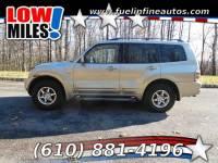 2002 Mitsubishi Montero Limited 4WD 4dr SUV