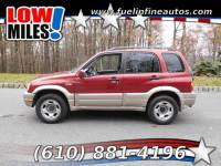 2002 Suzuki Grand Vitara JLX 4-Speed Automatic