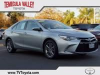 2015 Toyota Camry SE Sedan Front-wheel Drive