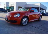2016 Volkswagen Beetle FWD 1.8T SE Automatic Convertible in Baytown, TX