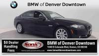 Certified Used 2015 BMW 535i near Denver, CO