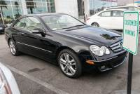 Pre-Owned 2009 Mercedes-Benz CLK CLK 350 RWD 2D Coupe