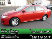 Certified Used 2014 Toyota Camry LE for sale in Riverdale, UT