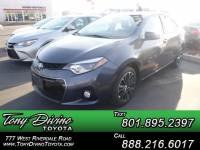 Certified Used 2015 Toyota Corolla for sale in Riverdale, UT