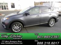 Certified Used 2017 Toyota RAV4 Hybrid Limited for sale in Riverdale, UT