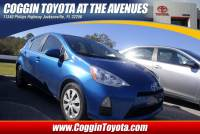 Certified 2014 Toyota Prius c Two Hatchback in Jacksonville FL