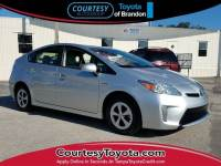 Certified 2013 Toyota Prius Four Hatchback in Jacksonville FL