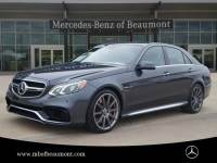 Certified Pre-Owned 2015 Mercedes-Benz E 63 AMG® S-Model AWD 4MATIC®