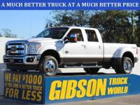 2016 Ford F-350 Super Duty Lariat Crew Cab Dually