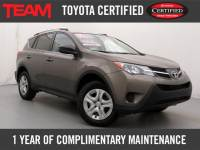 Certified Used 2015 Toyota RAV4 LE (A6) for sale in Glen Mills PA