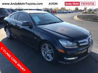 Pre-Owned 2012 Mercedes-Benz C-Class C 350 4MATIC® 2D Coupe