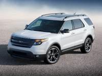 2015 Ford Explorer Sport SUV V6