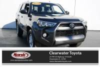 2016 Toyota 4Runner SR5 RWD 4dr V6 Natl SUV in Clearwater