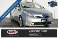 2014 Toyota Prius v Five 5dr Wgn Natl Wagon in Clearwater