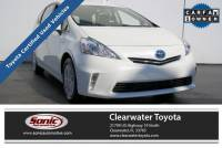 2014 Toyota Prius v Two 5dr Wgn Natl Wagon in Clearwater