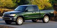 PRE-OWNED 2001 TOYOTA TUNDRA SR5 RWD EXTENDED CAB PICKUP