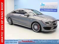 2014 Mercedes-Benz CLA CLA 45 AMG® All-wheel Drive