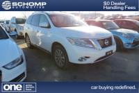 Pre-Owned 2013 Nissan SL