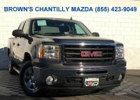 2010 GMC Sierra 1500 SLE w/Preferred and Convenience Packages Truck Crew Cab in Chantilly