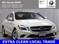 Pre-Owned 2015 Mercedes-Benz CLA CLA 250 FWD Coupe
