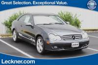 Used 2009 Mercedes-Benz CLK For Sale   Springfield VA