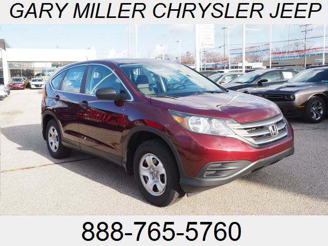 Photo 2012 Honda CR-V LX SUV For Sale in Erie PA