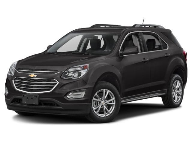 Photo Used 2017 Chevrolet Equinox LT SUV Automatic All-wheel Drive in Chicago, IL