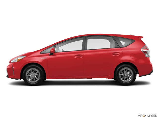 Photo Used 2017 Toyota Prius V Four For Sale Chicago, IL