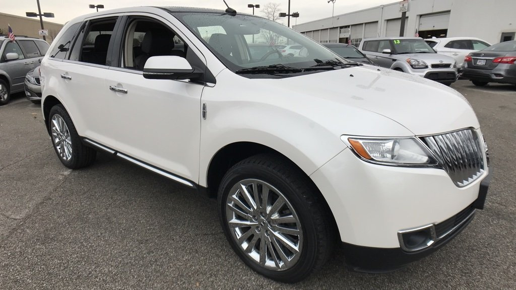 Photo Pre-Owned 2015 Lincoln MKX ELITE AWD