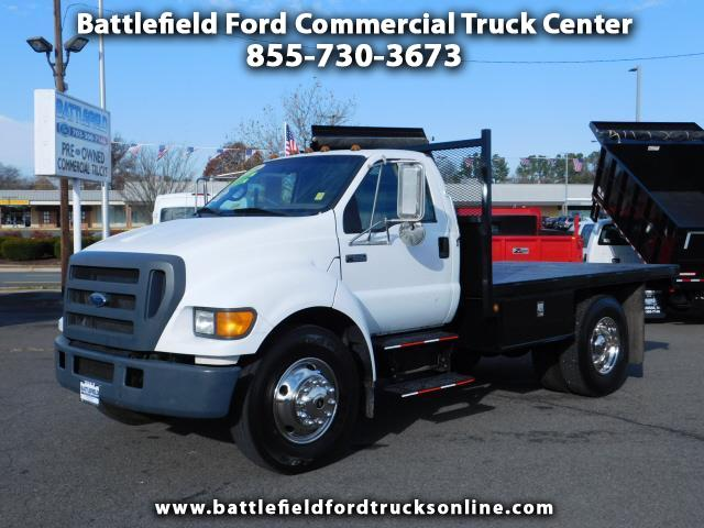 Photo 2004 Ford F-650 Regular Cab 2WD DRW