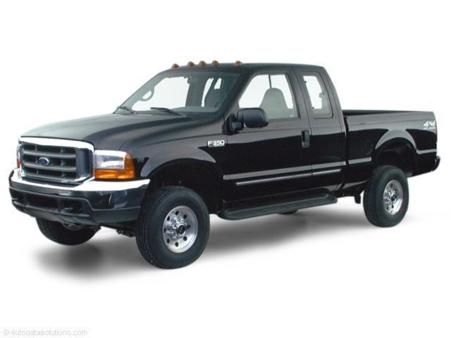 Photo Pre-Owned 2000 Ford F-350 Truck Super Cab For Sale  Raleigh NC