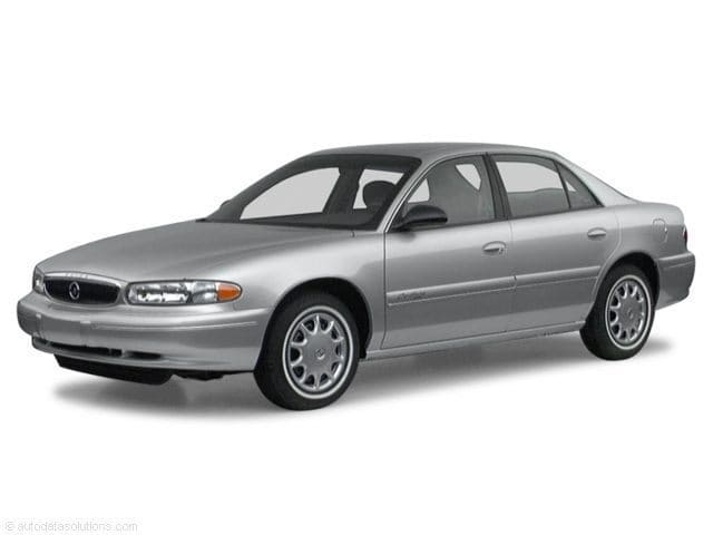 Photo Pre-Owned 2002 Buick Century Limited For Sale in Brook Park Near Cleveland, OH