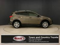 Used 2015 Toyota RAV4 Limited AWD 4dr Natl SUV in Charlotte