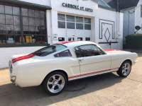 1965 Ford Mustang Shelby GT 350 Replica/2+2 Option/Pony Interior