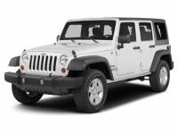 2014 Jeep Wrangler Unlimited Sahara 4x4 SUV in Eugene