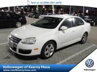 2009 Volkswagen Jetta Sedan S Sedan Front Wheel Drive