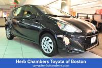 Certified Used 2015 Toyota Prius c Two Hatchback Front-wheel Drive in Boston