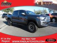 Certified Pre-Owned 2017 Toyota Tacoma TRO RWD Crew Cab Pickup