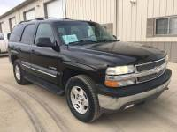 2002 Chevrolet Tahoe LT 4WD 4dr SUV