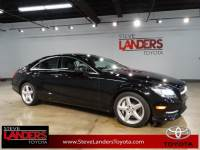 2014 Mercedes-Benz CLS CLS 550 Sedan 7G-TRONIC PLUS 7-Speed Automatic