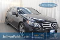 Certified Pre-Owned 2014 Mercedes-Benz E-Class E 350 4MATIC® 4MATIC® 4D Station Wagon