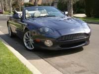 2002 Aston Martin DB7 Vantage Volante 2dr Convertible