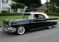 1957 Chevrolet Bel Air DUAL QUAD