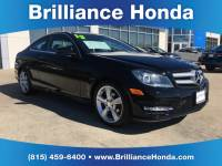 Pre-Owned 2013 Mercedes-Benz C-Class C 250 2D Coupe