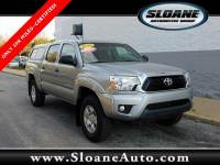 2015 Toyota Tacoma SR5 Auto 4X4 Double CAB TOW PKG Alloys Matching CA Truck 4WD