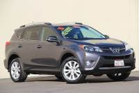 Certified 2015 Toyota RAV4 LIMITED, CERTIFIED, AWD, NAVI, MOON ROOF, 1 OWNER