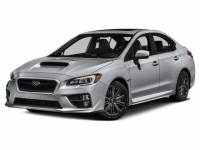 Pre-Owned 2017 Subaru WRX Sedan in Greensboro NC